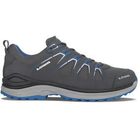 Lowa Innox Evo GTX Low Shoes Men asphalt/blue